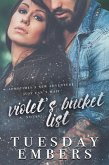 Violet's Bucket List (eBook, ePUB)