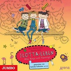 Mein Lotta-Leben. Alles Bingo mit Flamingo! (MP3-Download) - Pantermüller, Alice