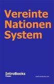 Vereinte Nationen System (eBook, ePUB)