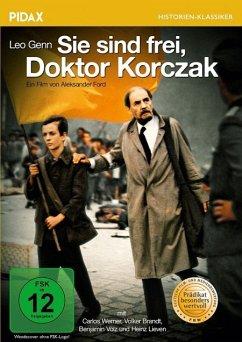 Sie sind frei, Doktor Korczak