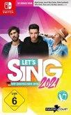 Let's Sing 2021 mit deutschen Hits (Nintendo Switch)