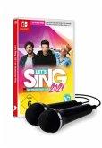 Let's Sing 2021 mit deutschen Hits (+2 Mics) (Nintendo Switch)