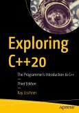 Exploring C++20 (eBook, PDF)
