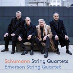 Streichquartette 1-3 - Emerson String Quartet