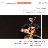 Deutscher Musikwettbewerb-Award Winner Cello