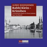 Rabbi Klein-Krimibox (MP3-Download)