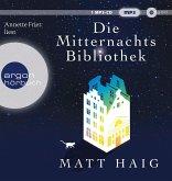 Die Mitternachtsbibliothek (1 MP3-CD)