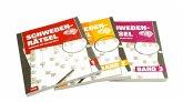 Schweden - Rätsel - Band 1-3 Großdruck - 3er Pack, 3 Teile