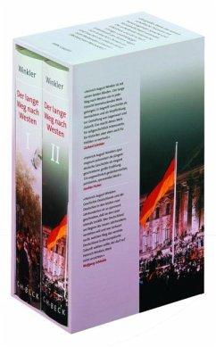 Der lange Weg nach Westen - Deutsche Geschichte I und II - Winkler, Heinrich August
