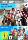 Die Sims 4 PLUS Star Wars: Reise nach Batuu-Bundle (PC)