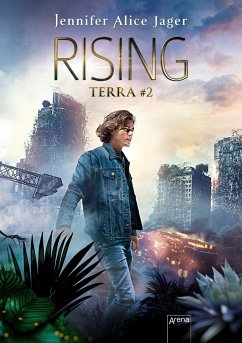 Rising / Terra Bd.2 (Mängelexemplar) - Jager, Jennifer Alice