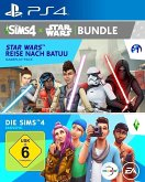 Die Sims 4 PLUS Star Wars: Reise nach Batuu-Bundle (PS4)