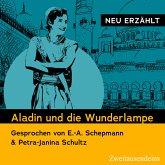Aladin und die Wunderlampe - neu erzählt (MP3-Download)