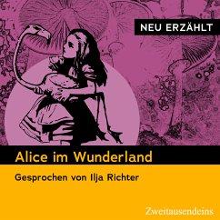 Alice im Wunderland – neu erzählt (MP3-Download) - Carroll, Lewis