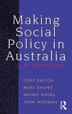 Making Social Policy in Australia (eBook, PDF)