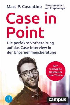 Case In Point (eBook, PDF) - Cosentino, Marc P.