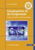 Energiespeicher für die Energiewende (eBook, PDF)