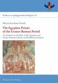 The Egyptian Priests of the Graeco-Roman Period (eBook, PDF)