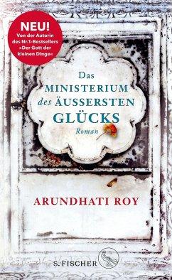 Das Ministerium des äußersten Glücks (Mängelexemplar) - Roy, Arundhati