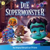 Folge 2: Monster im Museum (Das Original-Hörspiel zur TV-Serie) (MP3-Download)