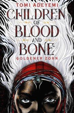 Goldener Zorn / Children of Blood and Bone Bd.1 (Mängelexemplar) - Adeyemi, Tomi