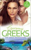 Gorgeous Greeks: Her Greek Proposition: A Deal at the Altar (Marriage by Command) / Married for the Greek's Convenience / A Deal with Demakis (eBook, ePUB)