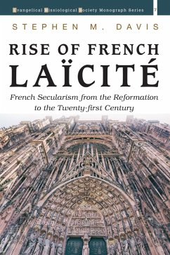Rise of French Laicite