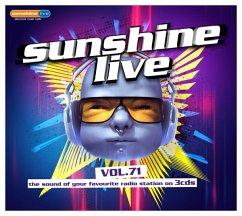 Sunshine Live 71 - Diverse