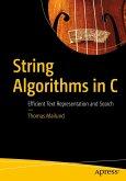 String Algorithms in C (eBook, PDF)