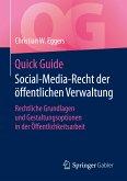 Quick Guide Social-Media-Recht der öffentlichen Verwaltung (eBook, PDF)