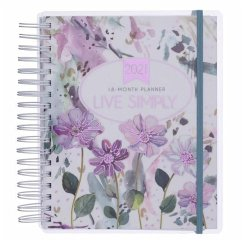 18-Month Planner for Women 2021