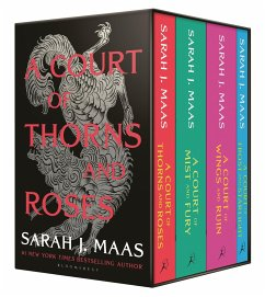 A Court of Thorns and Roses Box Set - Maas, Sarah J.