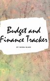 Budget and Finance Tracker (Small Hardcover Planner)
