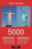 5000 Essential: Bilingual Vocabulary English-Portuguese, Portuguese-English