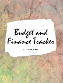 Budget and Finance Tracker (Large Hardcover Planner)