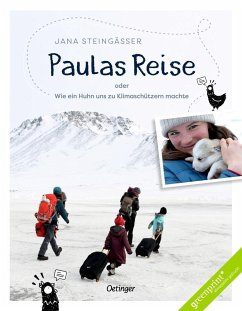 Paulas Reise (Mängelexemplar) - Steingässer, Jana