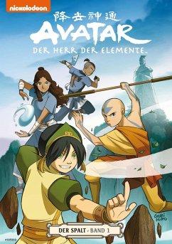 Avatar - Der Herr der Elemente 8: Der Spalt 1