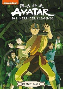 Avatar - Der Herr der Elemente 9: Der Spalt 2 (eBook, ePUB) - Yang, Gene Luen