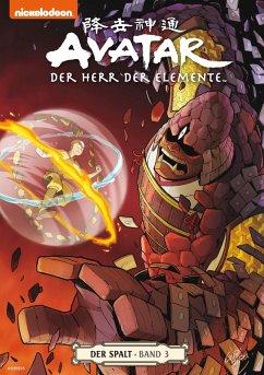 Avatar - Der Herr der Elemente 10: Der Spalt 3 (eBook, ePUB) - Yang, Gene Luen