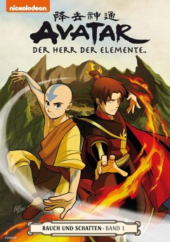 Avatar - Der Herr der Elemente 11: Rauch und Schatten 1 (eBook, PDF) - Yang, Gene Luen