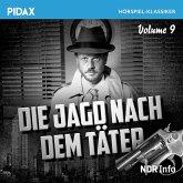 Die Jagd nach dem Täter, Vol. 9 (MP3-Download)