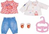 Zapf Creation® 704127 - Baby Annabell Little Spieloutfit, Puppenbekleidung, 36cm