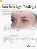 Saxophone Sight-Reading 2 (eBook, PDF)