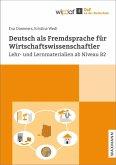 Deutsch als Fremdsprache für Wirtschaftswissenschaftler (eBook, PDF)