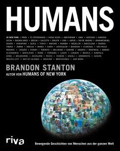 Humans (eBook, PDF) - Stanton, Brandon