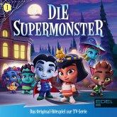 Folge 1: Willkommen bei den Supermonstern (Das Original-Hörspiel zur TV-Serie) (MP3-Download)