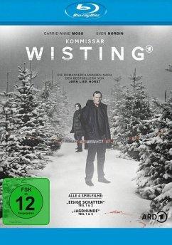 Kommissar Wisting - Eisige Schatten (1+2), Jagdhunde (1+2) - Kommissar Wisting