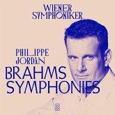 Johannes Brahms: Sinfonien 1-4