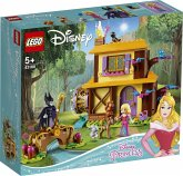 LEGO® Disney Princess 43188 - Auroras Hütte im Wald