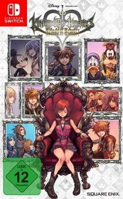 Kingdom Hearts Melody of Memory (Nintendo Switch)